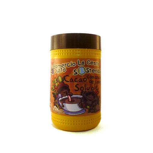 Espanica Fair Trade Drinking Chocolate 800g