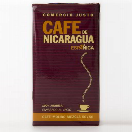 Espanica Fairtrade Coffee Ground 250g