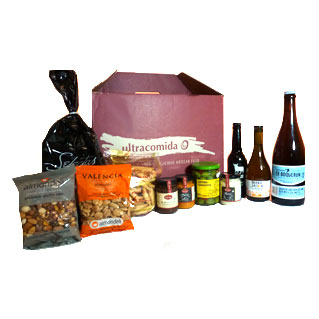 Ultracomida Beer & Snacks Hamper