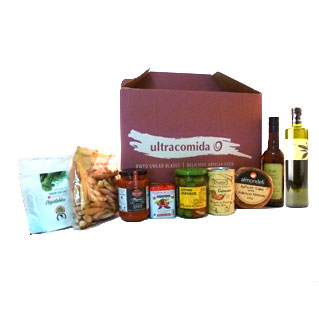 Ultracomida Spanish Larder Hamper