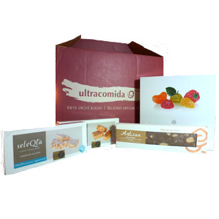 Ultracomida Sweet Hamper