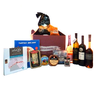 Ultracomida Christmas Hamper