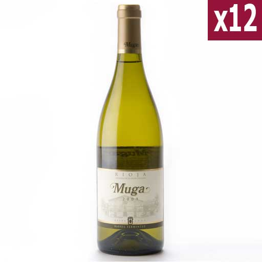 Muga Blanco (case of 12)