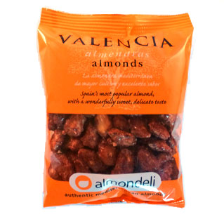 Almondeli Caramelised Largueta Almonds 200g
