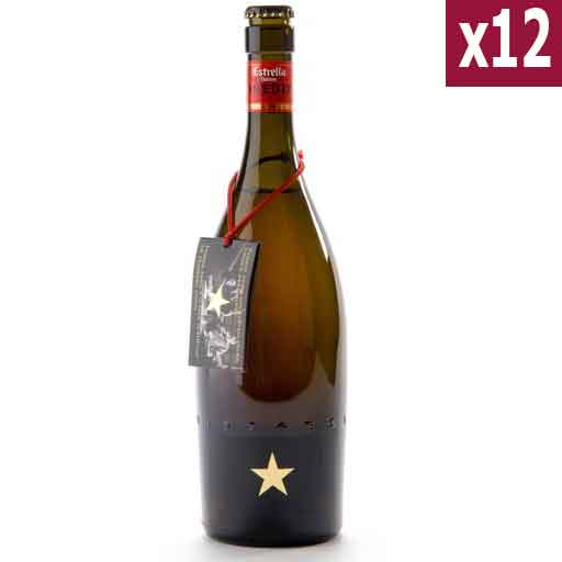Estrella Damm Inedit 75cl (case of 12)