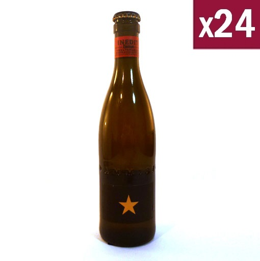 Estrella Damm Inedit 33cl (case of 24)