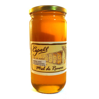 Capell Honey Romero (Rosemary) 1kg