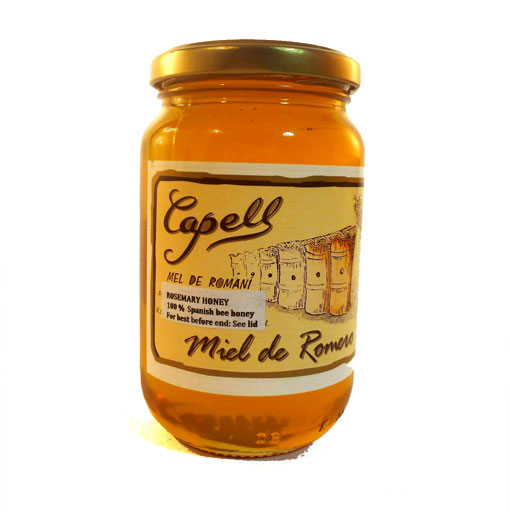 Capell Honey Romero (Rosemary) 500g