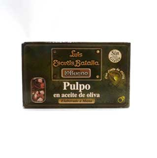 Luis Escuris Pulpo en Aceite de Oliva (Octopus in Olive Oil) 125g