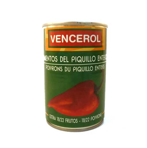 Pimientos del Piquillo (Garlic Roasted Peppers) 400g