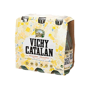 Vichy Catalan  25cl (pack of 6)