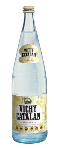 vichy bottled water