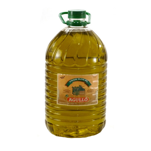 Agullo Virgin Olive Oil 5L