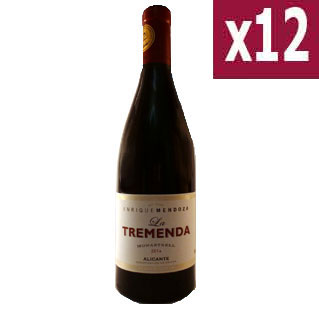 La Tremenda Monastrell (case of 12)