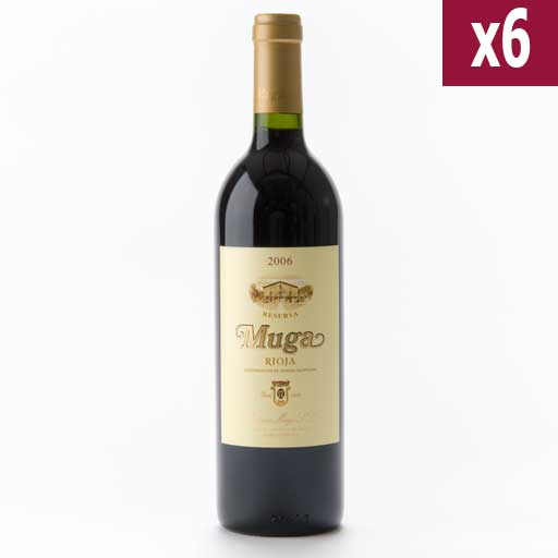 Muga  Reserva  (case of 6)
