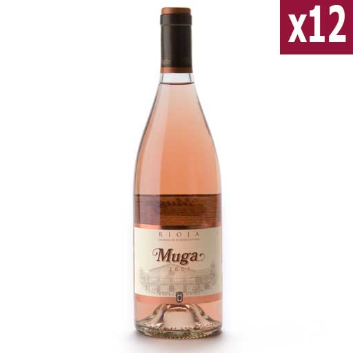 Muga Rosado (case of 12)