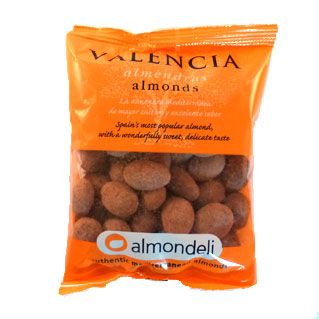 Chocolate  Covered  Valencia Almonds 200g