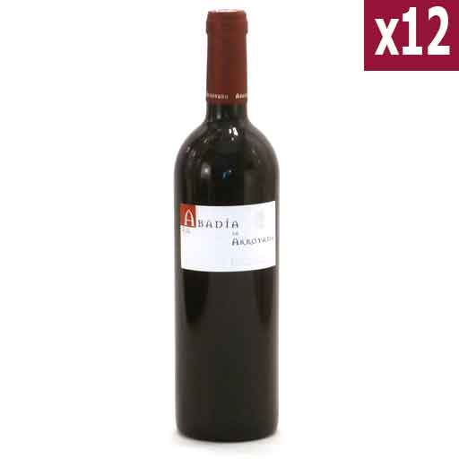 Abadia La Arroyada Tempranillo Roble (case of 12)