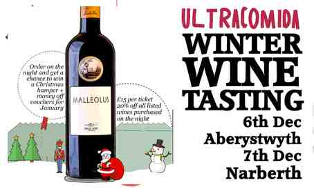 Winter Wine Tastings