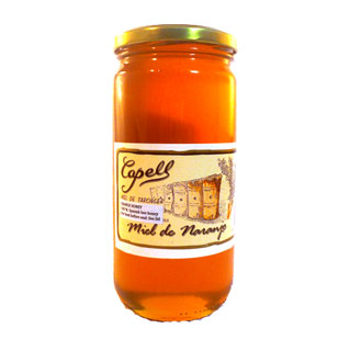 Capell Honey Naranjo  (Orange Blossom) 1kg