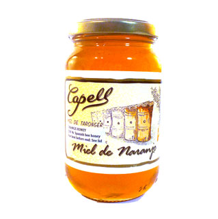Capell Honey Naranjo (Orange Blossom) 500g