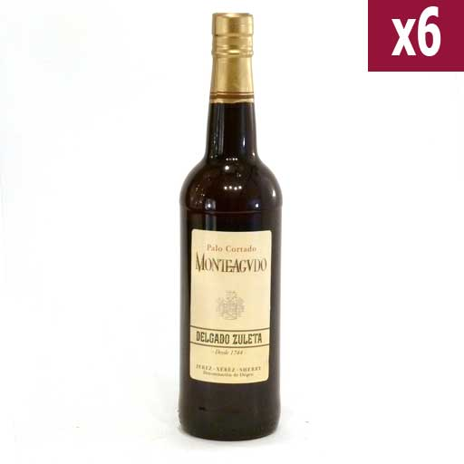 Monteagudo Palo Cortado Sherry (case of 6)