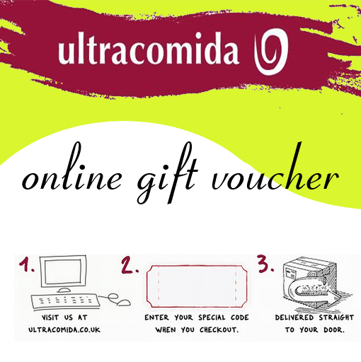 Online Gift Voucher - not valid in store